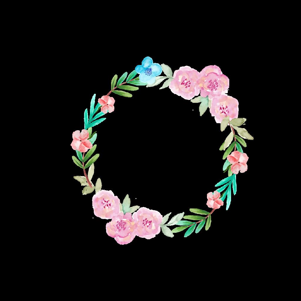 กรอบข้อความดอกไม้