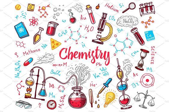 ตกแต่งใบงานเคมี สวยๆ