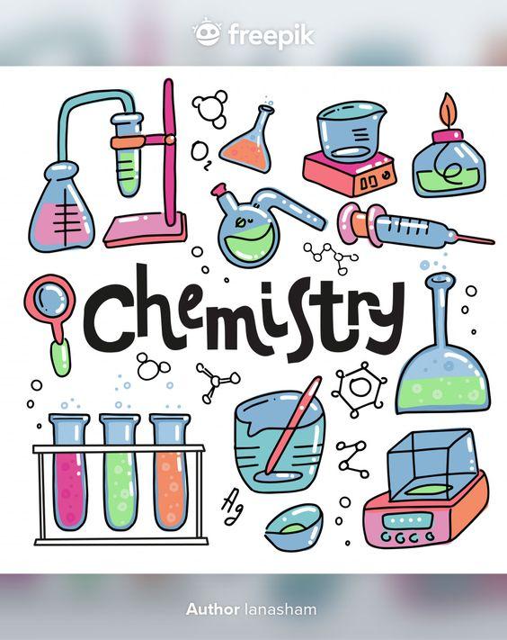 ตกแต่งใบงานเคมี ทดลอง