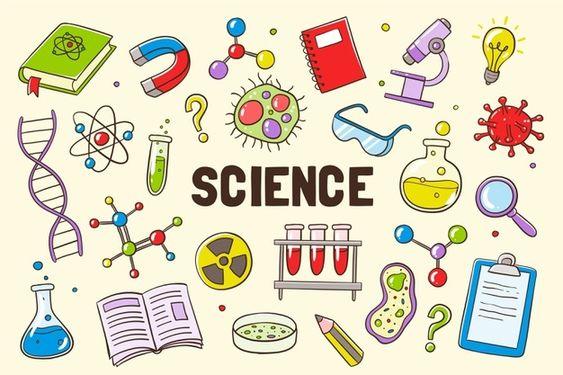 ตกแต่งใบงาน วิทยาศาสตร์