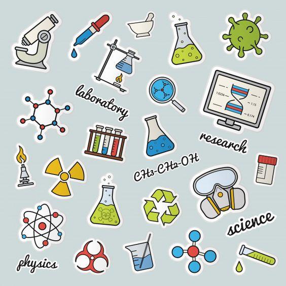 ตกแต่งใบงาน วิทยาศาสตร์ ง่ายๆ